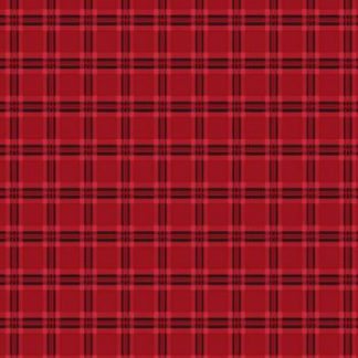 Flanel 5326 red