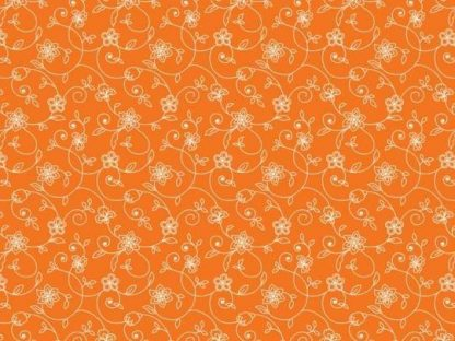 Krepp 12181 orange