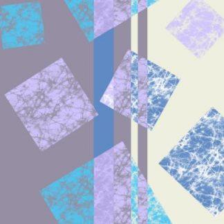 Krepp 5926-6 C = Des.4 Turquise