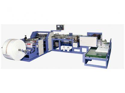 automatická výrobná linka polypropylénových vriec
