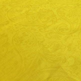 Ľanové plátna režné, biele, žakarové